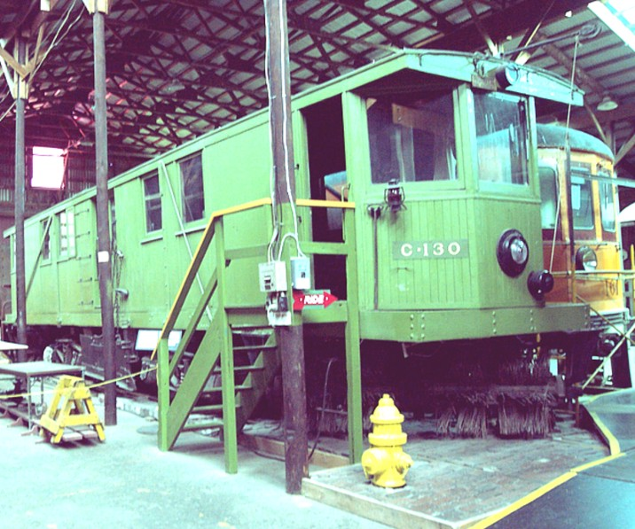Electric City Trolley Museum In Scranton Pa Home: Photo C142 Photo Photo Philadelphia Transportation Company